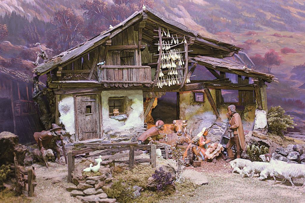 Tiroler Krippe