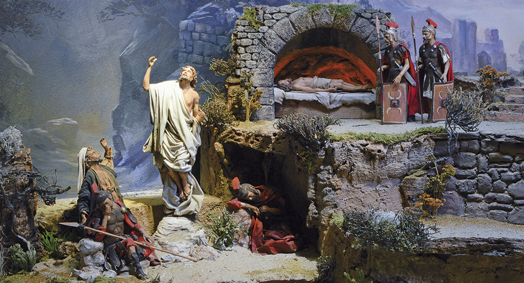 Die Auferstehung