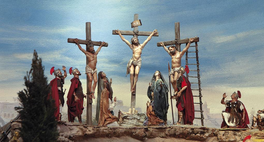 Die Kreuzigung Jesus